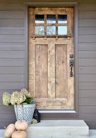front doors wood24 Wooden Front Door Designs To Get Inspired  home  Pinterest