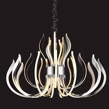 Moderner Kronleuchter Versailles 5560 Von Mantra Deliver Light