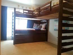 Triple Corner Bunk Beds   Bedroom Ideas Decor