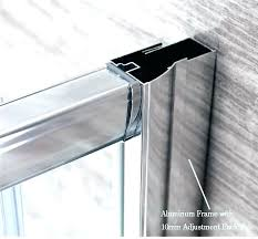enchanting glass shower door repair parts sliding shower door replacement parts shower door frame parts for enchanting glass shower door repair