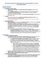 complete unit us politics a level exam preparation essay plans essay plan complete essay plan received 100 ums at a2 level us politics and am now at university study politics