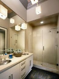 Bathroom Vanity Lighting Ideas modern bathroom vanity lighting ideas black porcelain futuristic 3163 by xevi.us