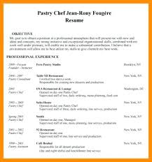 Pastry Chef Resume Examples Best Of Assistant Chef Resume Example Pastry Sample Letsdeliverco
