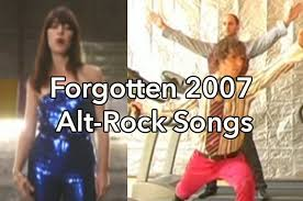 21 Alt Rock Songs From 2007 Youve Probably Forgotten About