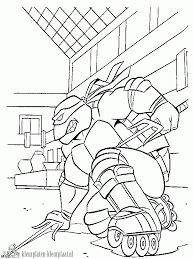 Ninja Turtle Coloring Pages For Toddlers Ninja Turtles Coloring