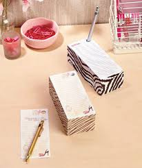 jumbo notepad and pen gift sets