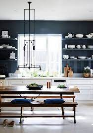 Blog Blue Kitchen Walls Blue Kitchen Designs Top Kitchen Paint Colors