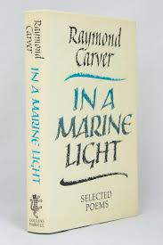 In A Marine Light Selected Poems In A Marine Light