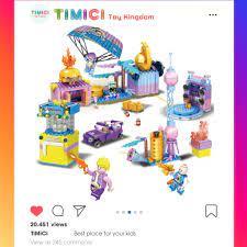 LC021] Đồ chơi lego cho bé gái phát triển trí thông minh tại Hà Nội