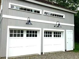 dream 2 car garage door cost installed