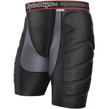 Shock Doctor Compression Shorts Size Chart Troy Lee Designs Shock Doctor Bp7605 Base Protective Shorts