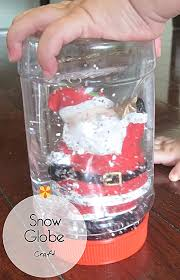 Easy Christmas Crafts Easy Christmas Craft Snow Globes Be A Fun Mum