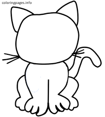 Small Picture Stampy Cat Coloring Pages PDF Free Printable CAT Coloring Pages