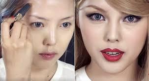 photo pony makeup you