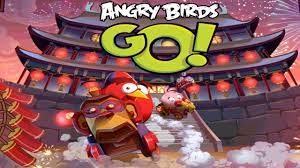 Angry Birds GO - Chinese New Year - NEW UPDATE - NEW CAR - YouTube