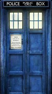 tardis door more