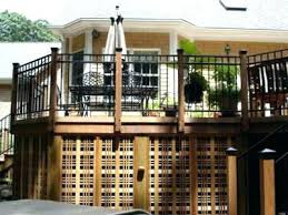 Enclosed deck ideas Backyard Enclosing Under Deck Ideas With Storage By How To Enclose Enclosed Sunroom Pa Home Design Ideas Enclosing Under Deck Ideas With Storage By How To Enclose Enclosed