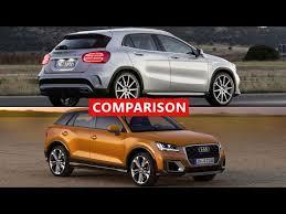 2018 audi q2.  2018 2018 audi q2 vs mercedesbenz gla comparison  interior exterior  test drive inside audi q2 i