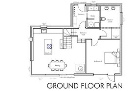 house floor plan. Floor Plan Self Build House Building Dream Home