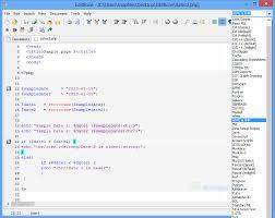 Text Editor Pro screenshot and download at SnapFiles.com