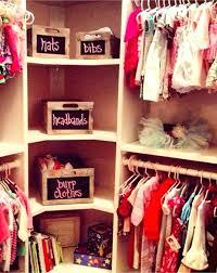nursery closet organization easy baby ideas pictures and diy clothes organizer