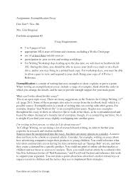 example of exemplification essay template example of exemplification essay