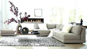 Clean Living Room Cool Decorating Ideas