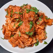 recipe – mackerel meatballs and pasta ...