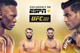 Jan blachowicz vs dominick reyes. Ufc 253 Israel Adesanya Vs Paulo Costa Fight Card Updates Odds Rolling Stone