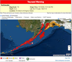 Reality check looks at the country's early warning system and compares to systems around. Tsunami Warning In Effect After Chignik Quake Kbbi