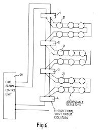 how to wire smoke detectors in series diagram valid fire alarm wiring diagram 2018 smoke loop