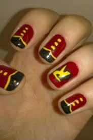 11 best Nail Art images on Pinterest | Nail designs, Batman nail ...