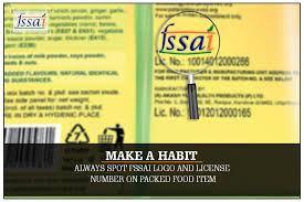 amongst the other important habits we have been sharing on readinglabels always spot fssai logo and license no on the packet before you purchase a
