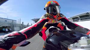 GoPro : MotoGP Round 5 Le Mans 2016 : Behind the Scenes with Luca Marini -  YouTube