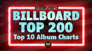 Billboard Top 200 Albums Top 10 December 15 2018 Chartexpress