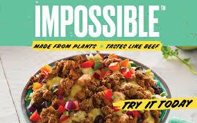 Qdoba Mexican Eats Impossible