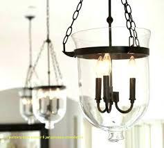 pottery barn exeter 5 jar pendant chandelier new barn pendant light fixtures pottery intended for lighting