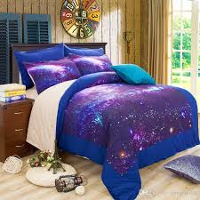 gallery of 3d galaxy bedding sets full queen size universe outer space themed great sheets prime 2