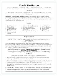 experience as a cashier 9 10 resume examples for cashier experience samples