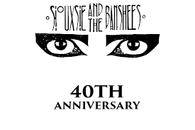 40 years of siouxsie and the banshees