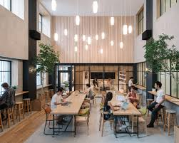 office design pictures. beautiful design airbnbu0027s tokyo office provides naturethemed respite from hectic city  life with office design pictures