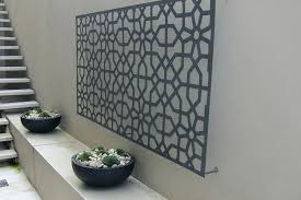 outdoor wall hangings living designs think outside walls metal australia