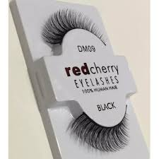 how to use an eyelash brush. red cherry eyelashes, fe004-dm09 how to use an eyelash brush