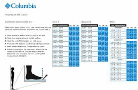 Columbia Winter Boots Size Chart Details About Columbia Mens Fairbanks 503 Fashion Boot