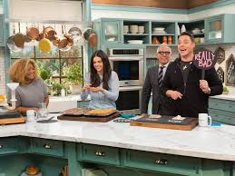 the kitchen food network. Modren Network The Kitchen CoHostsu0027 Top Tricks Of The Trade  Kitchen Food Network  And