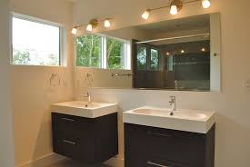 modern bathroom vanity lighting fabulous bathroom vanity lights on solid wall painted in creamy colors to affordable contemporary vanity lights