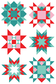 Christmas Quilt Square Clip Art - Hey, Let's Make Stuff & This quirky Christmas quilt block clip art set is perfect for all of your  creative projects Adamdwight.com