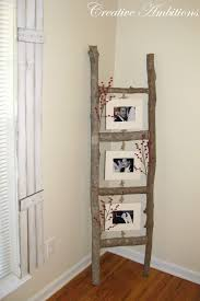 Homemade Rustic Picture Frames How To Decorate Your Vintage Wedding With Seemly Useless Ladders