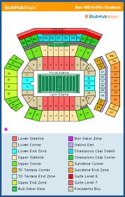 Ben Griffin Stadium Seating Chart 17 Matter Of Fact Gator Nationals Seating Chart