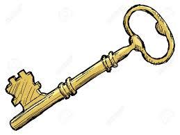 Resultado de imagen de llave antigua dibujo